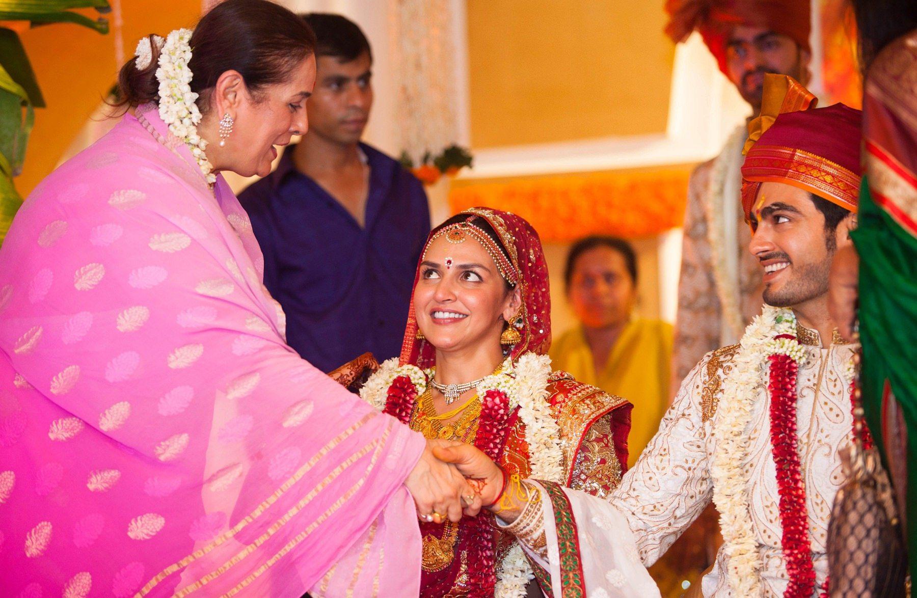 Esha Deol Wedding Photography Mumbai