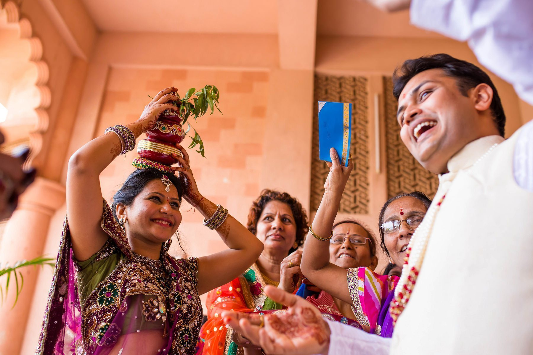 Candid Wedding Photographer Pune