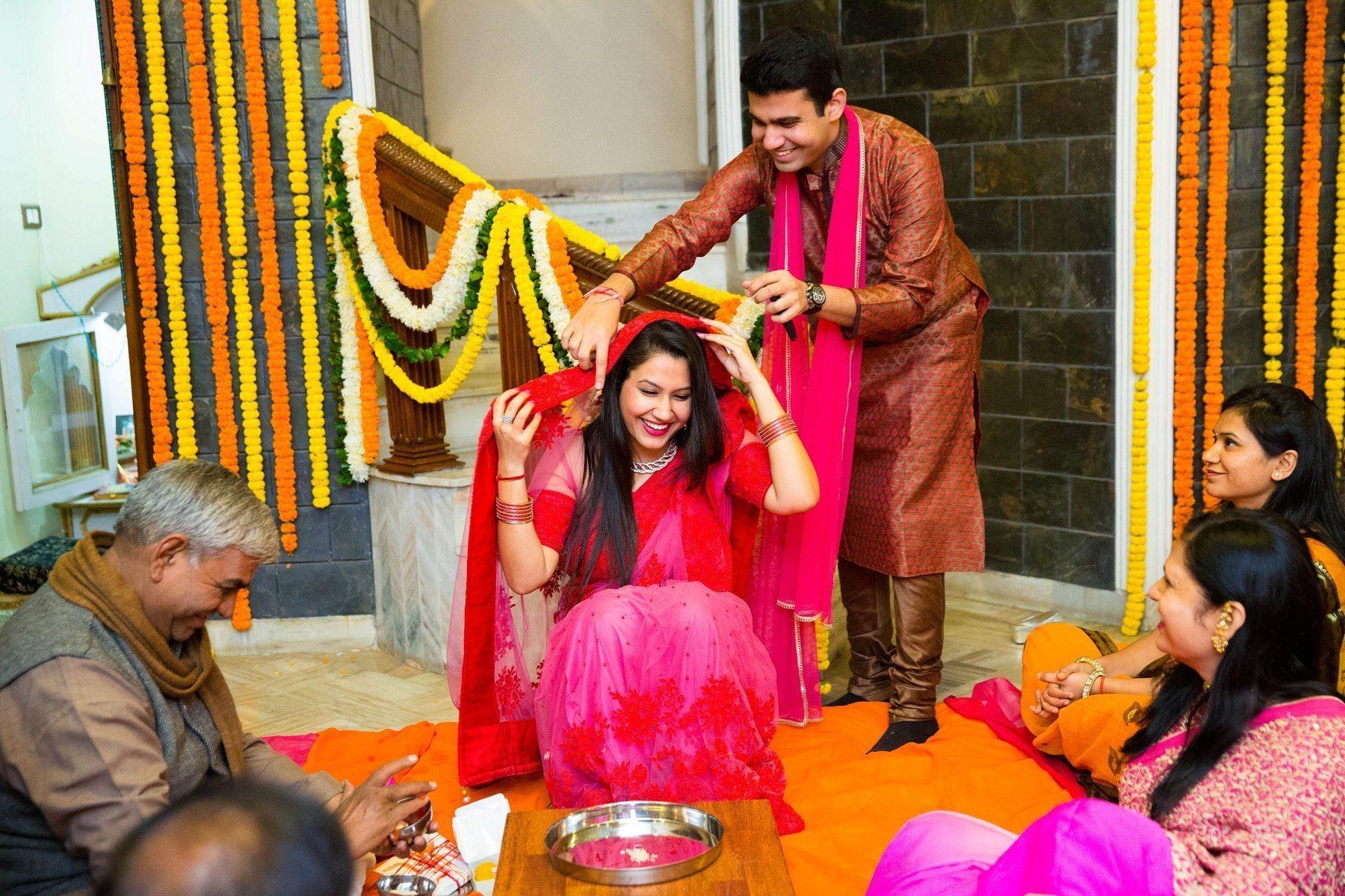 Delhi Pre Wedding Photographer