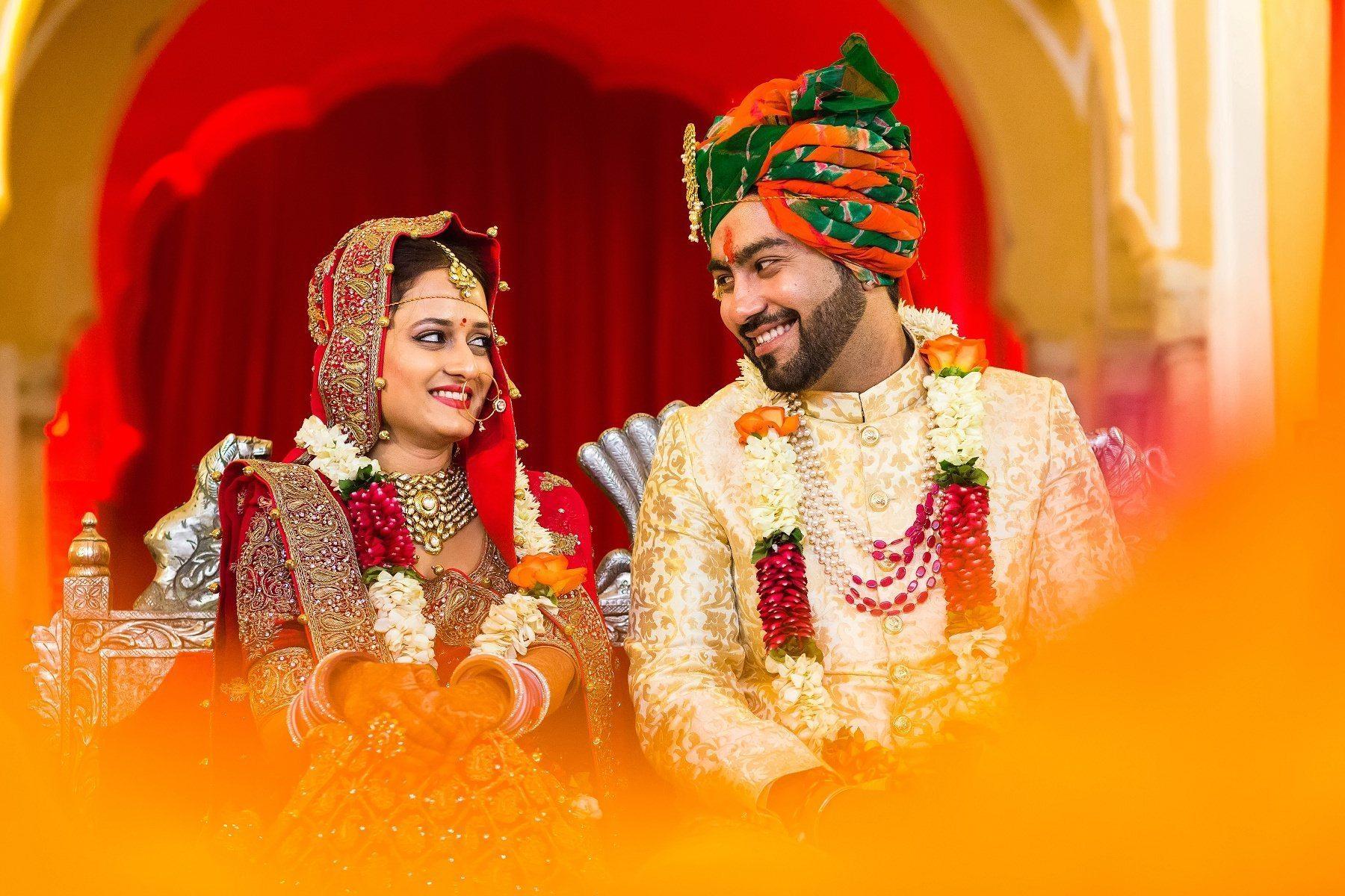 Jaipur Palace wedding