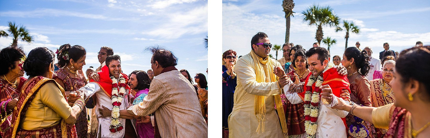 Ritz Carlton Amelia Island Indian Wedding Photography