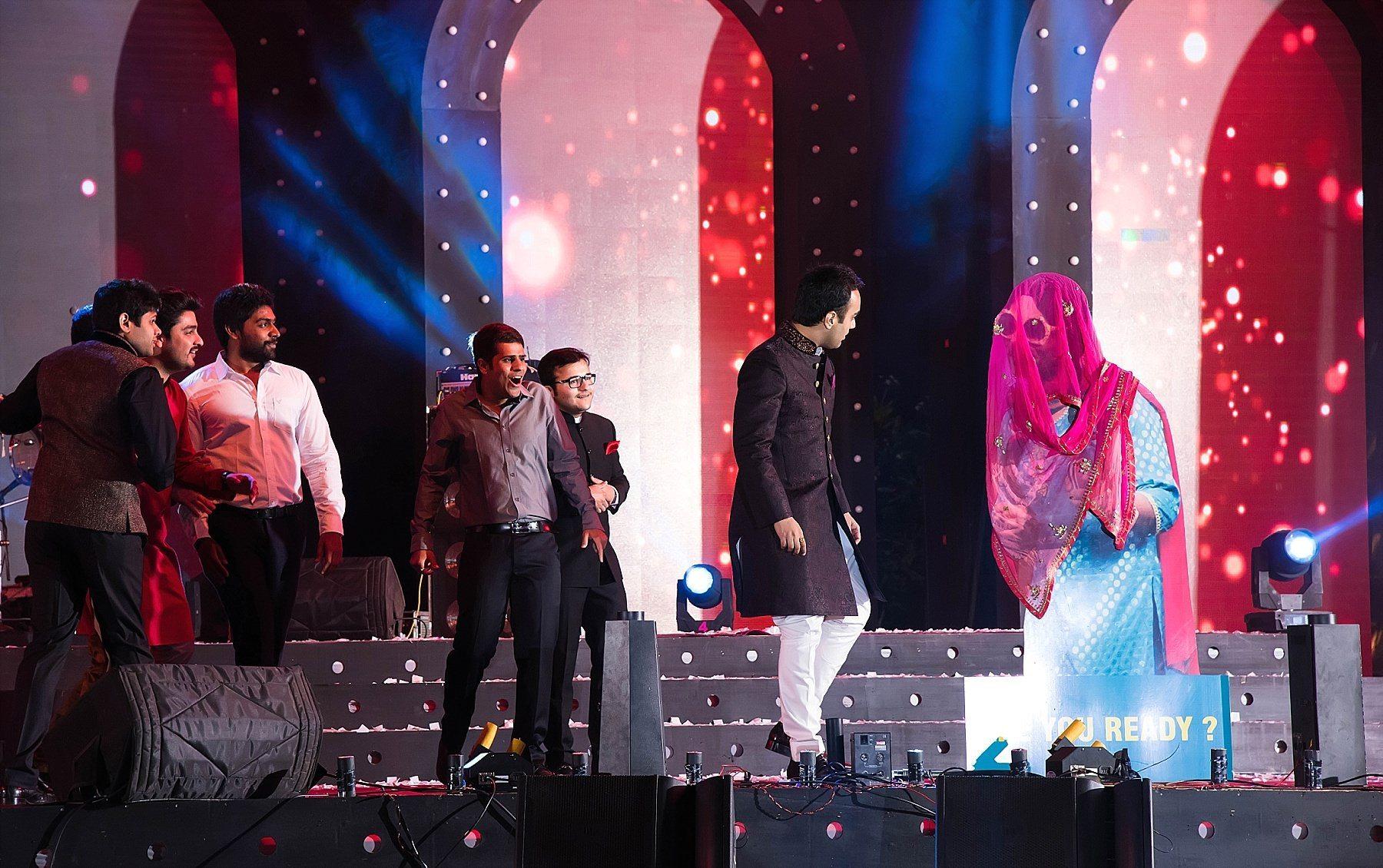 Bollywood Singers for wedding sangeet