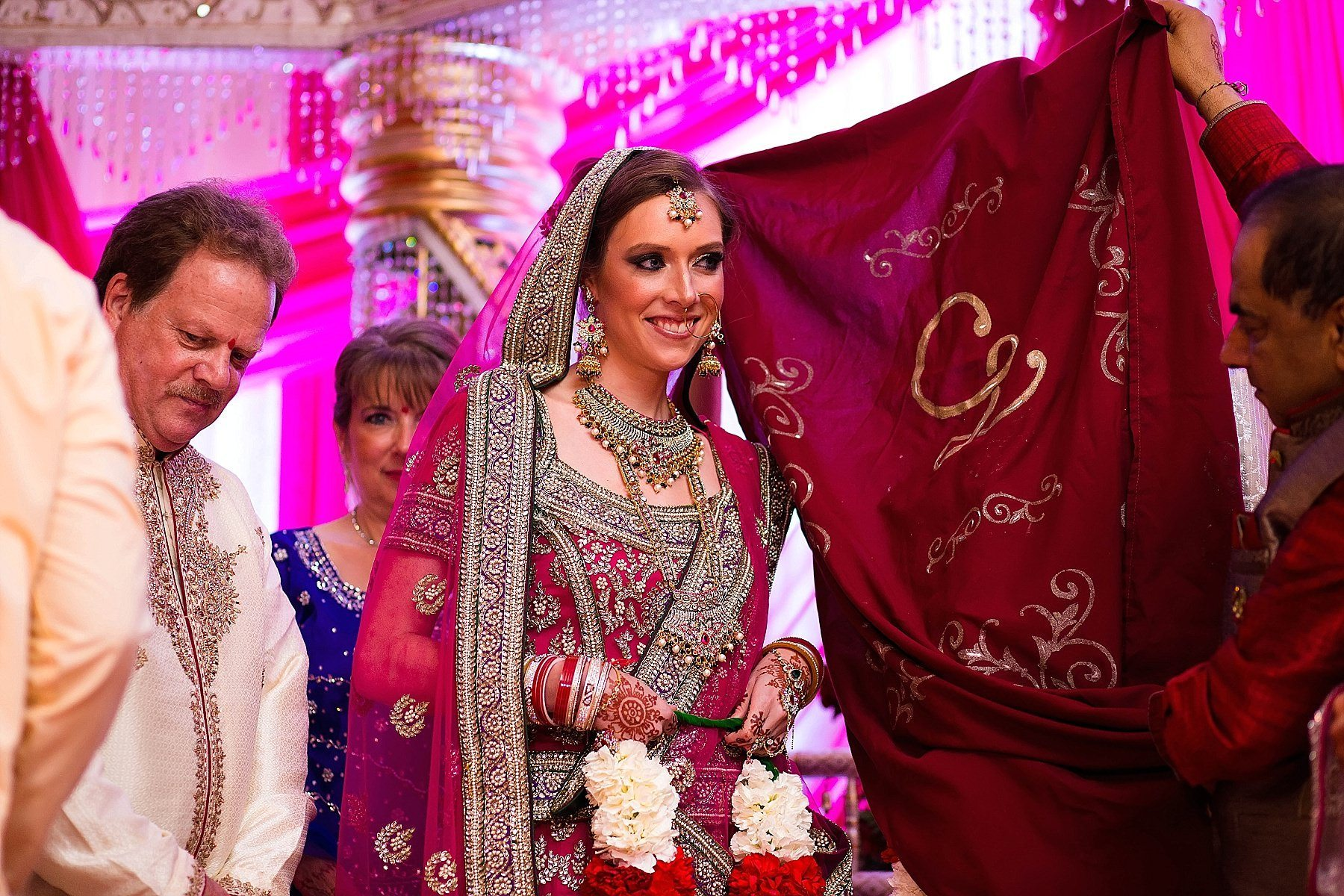 Ypsilanti Indian Wedding Photographer