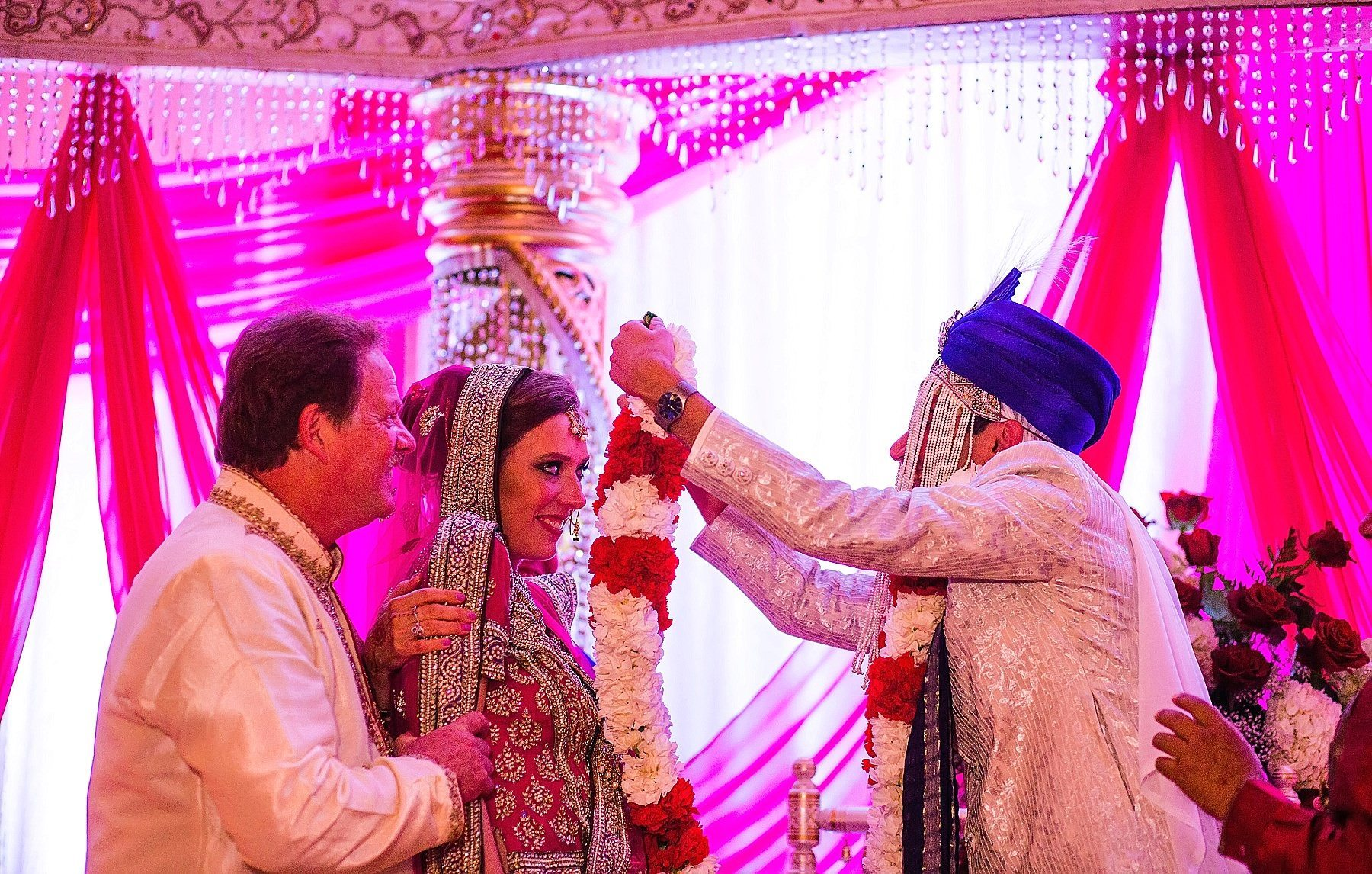 Top Indian wedding photographers Michigan