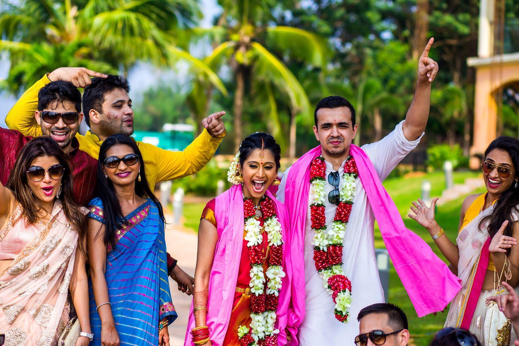 Zuri Goa Wedding Photographers